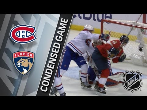Montreal Canadiens vs Florida Panthers – Dec. 30, 2017 | Game Highlights | NHL 2017/18. Обзор матча