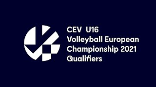 CEV Volleybal European Championship Qualifiers U16W