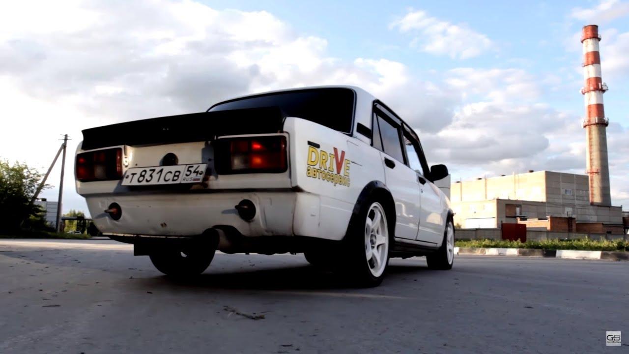 Турбо ВАЗ 2105! FastTest