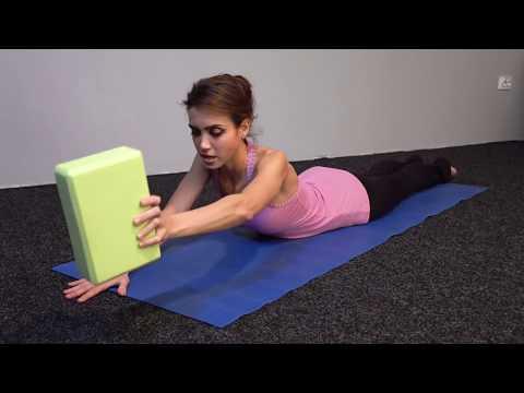 Йога для укрепления мышц спины и поясницы, общего тонуса тела