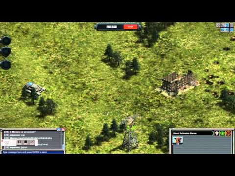 War Commander: How to destroy Crusader :)