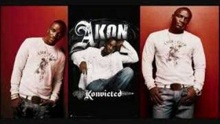 Akon - Wanna be Starting Something