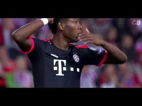 David Alaba 2016   Defending, Dribbling Skills   Goals HD