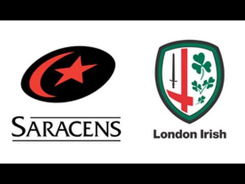 Sarasons Academy v London Irish Academy (U18) - Friday 6th February 2015