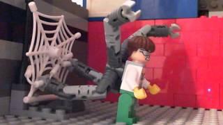 Lego Spiderman 01-Truck Heist
