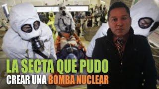 La secta que pudo crear una bomba nuclear