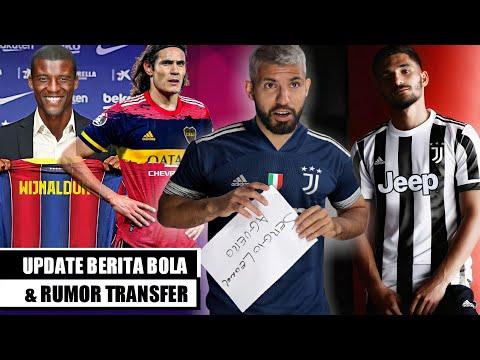 Berita Bola Terbaru Hari Ini \u0026 Bursa Transfer || Barcelona,Arsenal,Juventus,Liverpool,Man United