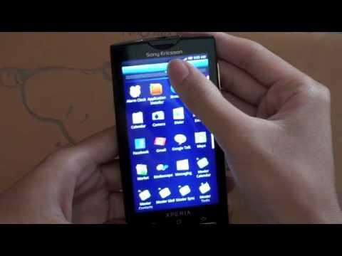 Tinhte.com - Trên tay Sony Ericsson Xperia X10