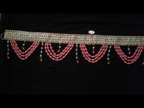 Door Hanging Designs door hanging designs phenomenal 25 best ideas about initial door hangings on pinterest 18 Bandarwal Toran And Hanging Door Beads Designs For 2017 Diwali