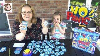 NO PANIC JUNIOR - Disney Edition - Das rasante Kinderspiel um die richtigen Karten