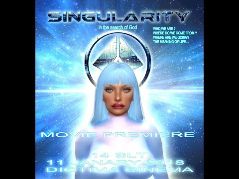 SINGULARITY  /searching for God/The full movie/evolution to a Singularity