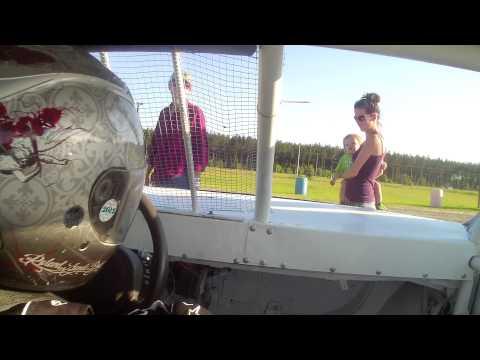 11 year old jordan fowler 4-26-14 440 practice golden isles speedway