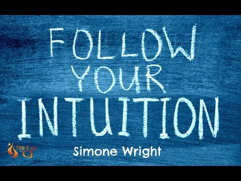 What is Intuition? (Simone Wright)