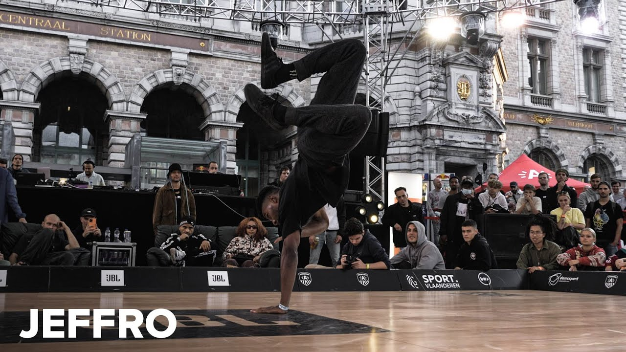 Download Bboy Jeffro at Unbreakable 2021