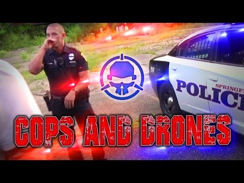 Cops and Drones