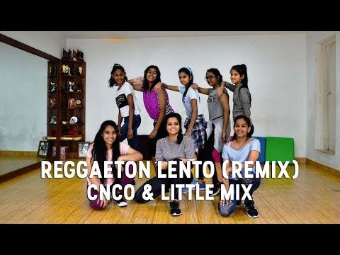 CNCO & Little Mix - Reggaeton Lento (Remix) | @DanceInspire Choreography | 2017