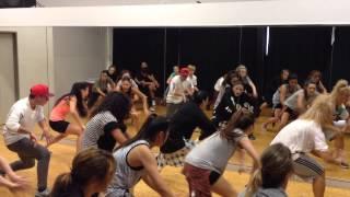 flawless baddy girl remix by mia choreographed by loren sila