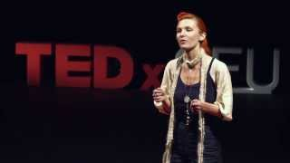 The luxury to buy better: Stephanie Ostler at TEDxSFU