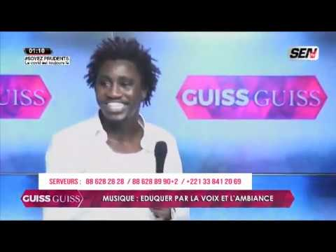 Guiss Guiss: La grosse surprise de WALLY SECK