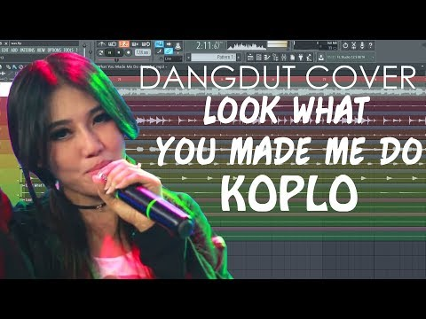 Via Vallen - Look What You Made Me Do (Dangdut Cover) REMAKE