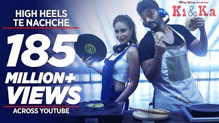high heels te nachche video song ki ka meet bros ft jaz dhami yo yo honey singh t series