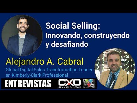 🎙️ Entrevista a Alejandro Cabral 💪 Social Selling: Innovando, construyendo y desafiando 🚀
