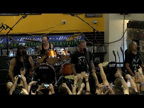 Metallica: Creeping Death  on Record Store Day 2016