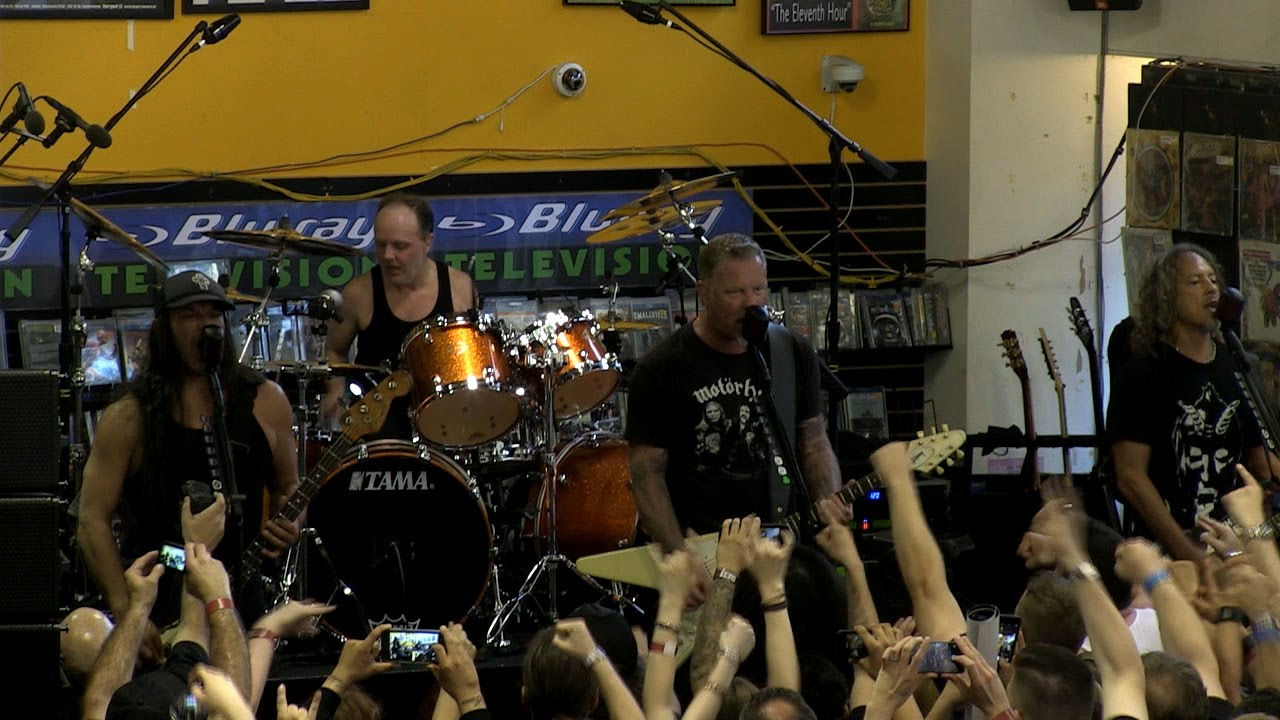 Metallica: Creeping Death (Live on Record Store Day 2016)