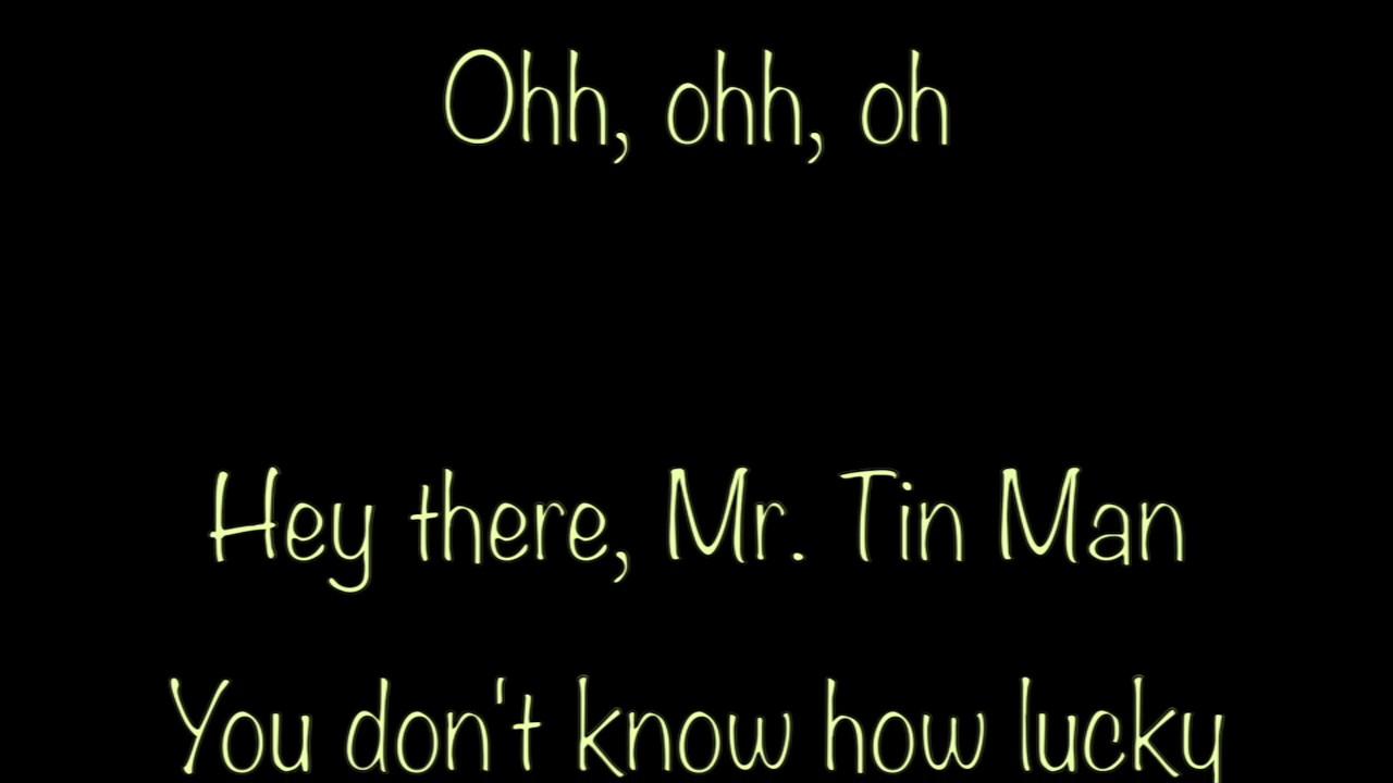 Miranda lambert tin man hd song lyrics youtube for Words to tin man by miranda lambert