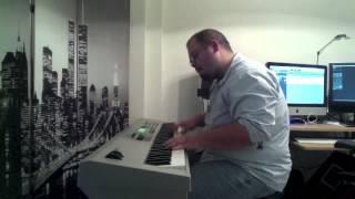 Landslide--Fleetwood Mac (Nick Petrillo Solo Piano Cover)