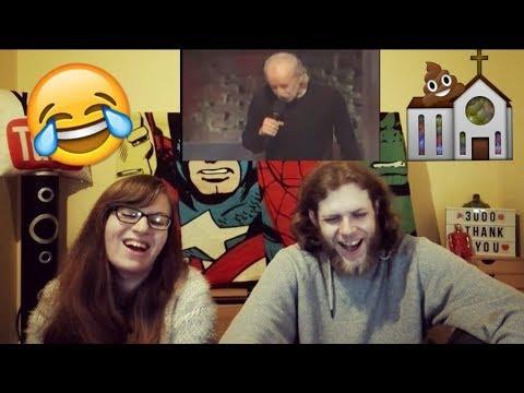 George Carlin Religion is Bullsh*t REACTION!