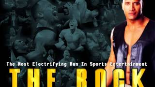 WWE 2002 The Rock Theme song - If You Smell