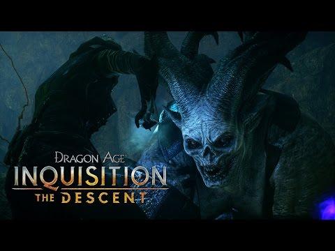 Dragon Age: Inquisition's next DLC, The Descent, launches Aug. 11