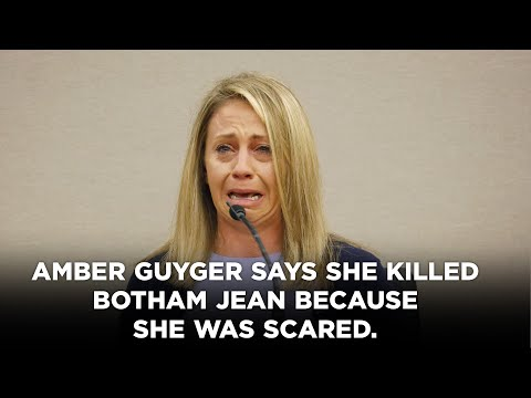 amber-guyger-says-she-killed-botham-jean-because-she-was-scared.