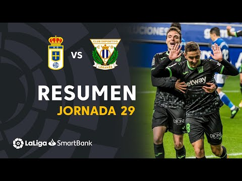 Oviedo Leganes Goals And Highlights