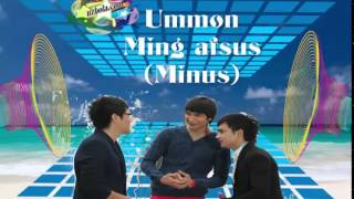 Ummon-Ming afsus( Minus)