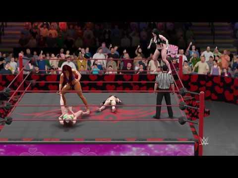 WWE 2K17 Valentine