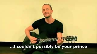 Người Mỹ hát 'Phía sau ánh mắt buồn' - Bản Tiếng Trung cực chất