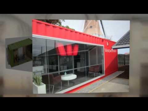 Contenedores oficinas youtube for Diseno de oficinas con contenedores