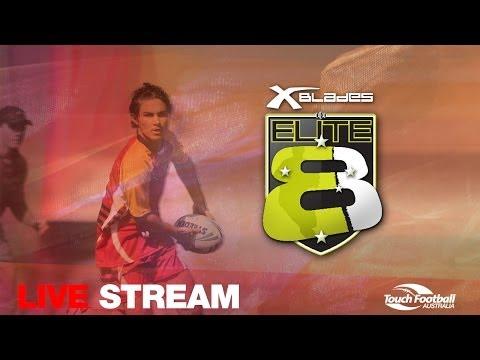 2014 NTL - Senior Mixed grand final (South Queensland Sharks v Sydney Scorpions)