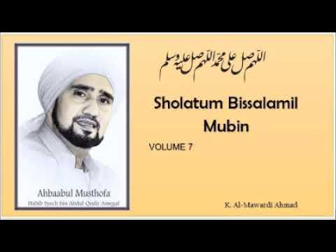 Sholawat Habib Syech - Sholatun Bissalamil Mubin - Volume 7