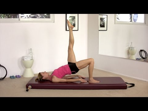 Pilatesology 4 Minute Pilates Core Workout