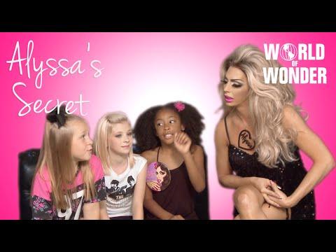 Alyssa Edwards&39; Secret: Beyond Belief Dance Kids Meet Alyssa Edwards