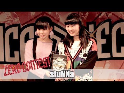 【3rd】 stuNNa /  ZERO CONTEST 2016...