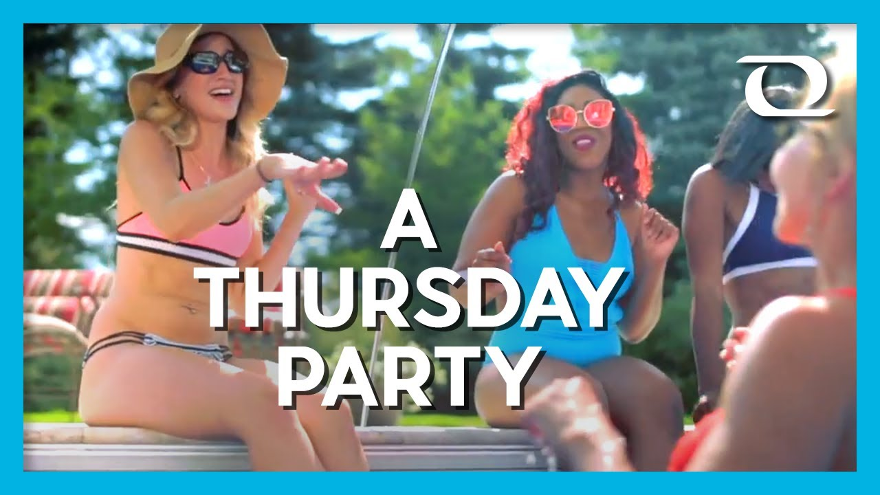 Thursday Pools   Your Weekend Starts Early With Us
