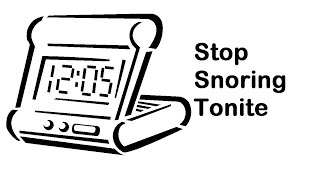 The Best Snoring Solutions - How to Stop Snoring Fast