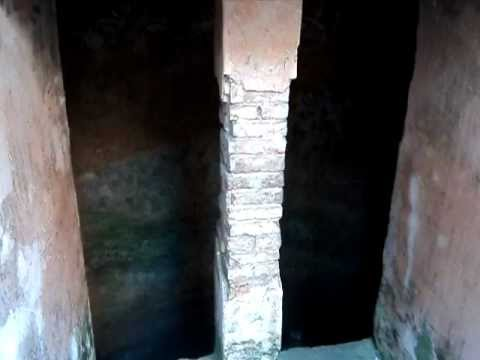 Secret Tunnel - Lalbagh Fort - Old Dhaka - Bangladesh