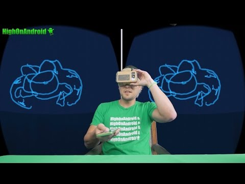 Google Daydream VR Demo & How to Install On Android N!