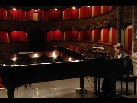 F.Liszt - Canzone napolitana - Mattia Peli - Live Recording, 2011