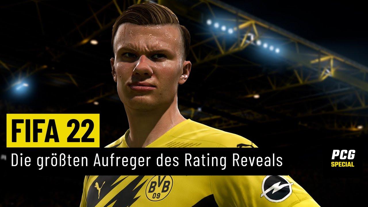 FIFA 22   Die größten Gewinner und Verlierer des Rating Reveals